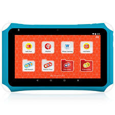 Fisher-Price 7 inch Kids Learning Tablet - Blue