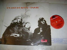 TASTE (RORY GALLAGHER) On The Boards *MEGARARE UK TEXTURED COVER 1st PRESS*!!!!