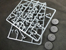 40K Tau Empire Kroot Carnivores on Plastic Frame