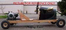 VINTAGE MAYTAG WASHER AIR COOLED ENGINE ANTIQUE COLLECTABLE 1930'S GO KART ^ 702