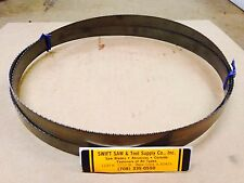"101"" (8'5"") X 3/4"" X .032 X 14T CARBON BAND SAW BLADE DISSTON USA"