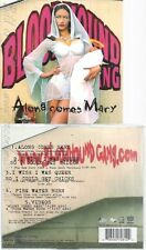 CD--BLOODHOUND GANG -- --- ALONG COMES MARY