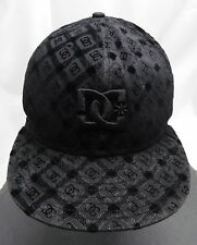 New Era 59Fifty DC Black Fitted size: 7 (55.8cm) Hat 100% Cotton Skate Board