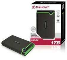 TRANSCEND STOREJET 25M3 1 TB USB 3.0 EXTERNAL Hard Disk Drive - 1TB
