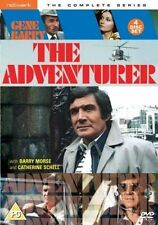 THE ADVENTURER the complete series. Gene Barry, Barry Morse. 4 discs. New DVD.