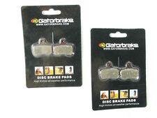 Gatorbrake GA-BP052 Disc Brake Replace Pad for Gatorbrake 4 Piston F/R Cycling