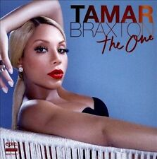 One/Love And War [Single] by Tamar Braxton (CD, May-2013, Epic (USA))