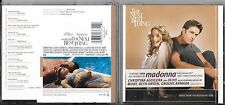 CD 12T MADONNA THE NEXT BEST THING B.O.F feat CHRISTINA AGUILERA/MANU CHAO/MOBY