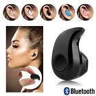 Super Mini Wireless Bluetooth S530 4.0 Stereo In-Ear Headset Earphone Earbud