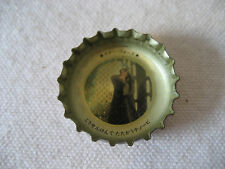 vintage Japanese Star Wars OBI-WAN KENOBI coke bottle cap 1977 Coca Cola Japan !