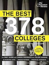 The Best 378 Colleges, 2014 Edition (College Admissions Guides), Princeton Revie