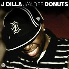 J Dilla Donuts LP vinyl record sealed knxwledge dj shadow daedelus black star