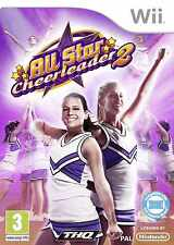ALL STAR CHEERLEADER 2 | Nintendo | Wii | NEU & OVP | für Balance Board *