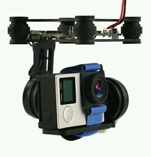 Gimbal 2 ejes helicoptero fpv drone video dron 2 axis gimbal