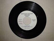 """Gam Gam / Charlotte-Clap Clap–Disco Vinile 45 Giri 7"""" Edizione Promo Juke Box"""