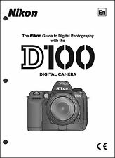 Nikon D100 User Manual Guide Instruction Operator Manual