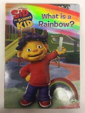 Sid the Science Kid: What Is a Rainbow? DVD **BRAND NEW