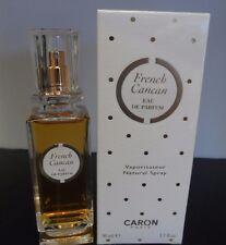 CARON PARIS FRENCH CANCAN EAU DE PARFUM 1.7 OZ / 50 ML NATURAL SPRAY NIB