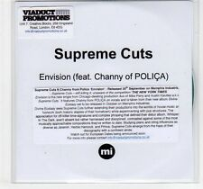 (EF106) Supreme Cuts, Envision ft Channy of Polica - 2013 DJ CD