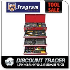 "Fragram 446Pc 1/4"" & 1/2"" Drive Metric Tool Kit in 3 Drawer Lockable Chest S1532"
