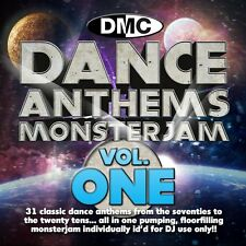 DMC Dance Anthems Mosterjam Vol 1 Party DJ CD Mixed By Ivan Santana