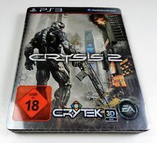 Sony PS3-Spiel Crysis 2 Limited Edition Steelbook komplett ab 18 TOP rar