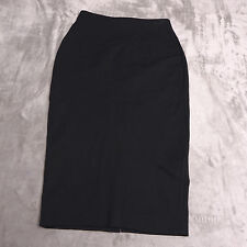 NWT NEW EXPRESS Juniors Black Hidden Zipper SKIRT Size 00 XS