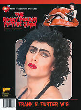FRANK N FURTER WIG ROCKY HORROR SHOW FANCY DRESS PARTY HALLOWEEN