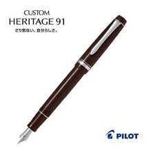 Pilot NAMIKI Custom YAMAGURI HERITAGE91 M(Medium) nib 14Kt Fountain Pen
