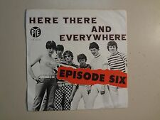 "EPISODE SIX:(Deep Purple)Here There & Everywhere-Holland 7"" 66 PYE 7N 17147 PSL"