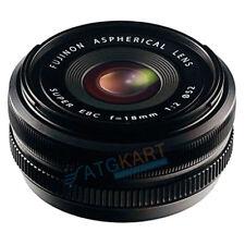 *New* Fujinon XF 18mm f/2 R Lens Brand