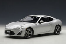 Scion FR-S North American Version (LHD) - Silver Metallic 2012 1:18 78778