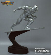 SIGNED & SKETCHED By R. BOWEN SILVER SURFER FS STATUE Sideshow Fantastic Four 4