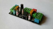Custom two band bass guitar onboard preamp (Spector HAZ clone)