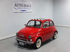 Fiat : 500 L - Restored
