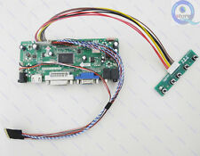 "HDMI/DVI/VGA LCD Lvds Driver Controller Board Converter Kit for 15.6"" LTN156AT17"