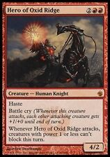 *MRM* ENG Héros du Contrefort d'Oxid (Hero of Oxid Ridge) MTG Besieged