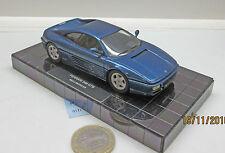 HECO MODELES: FERRARI 348 GTB, 1994, BLU MET.
