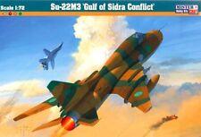 SUKHOI Su-22 M3 FITTER J/H (UNGARISCHE & LIBYSCHE MARK) 1/72 MISTERCRAFT