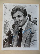 """Gene Barry Autographed 8"""" X 10"""" Photograph from Estate"""