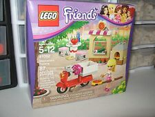 LEGO FRIENDS         STEPHANIE'S  PIZZERIA    # 41092    NEW IN  BOX!!