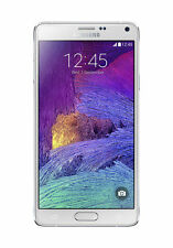 Brand New Samsung Galaxy Note 4 White 4G 32GB Unlocked Smart Phone