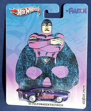 Hot Wheels 2013 Pop Culture Comics The Phantom '65 Volkswagen Fastback Purple