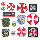 RESIDENT EVIL Ultimate Umbrella Patch Series - Movie Iron-On Patches, UK Seller