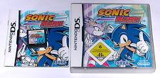 Spiel: SONIC RUSH für den Nintendo DS + Lite + Dsi + XL + 3DS 2DS