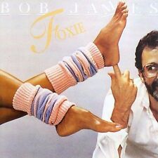 BOB JAMES Foxie import CD from Japan Tappan Zee Records Sony CBS