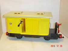 Playmobil 4102 western Train vintage Box Car LGB G Scale Gauge IIm