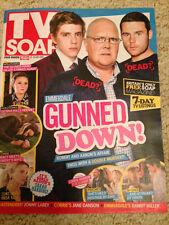 TV SOAP MAGAZINE JULY 2015 DANNY MILLER RYAN HAWLEY JANE DANSON JONNY LABEY