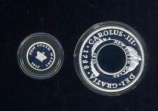 2013 Australian Holey Dollar & Dump 2 Coin Silver Proof Set