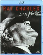 RAY CHARLES: LIVE AT MONTREUX (Blu-ray Disc) NEU